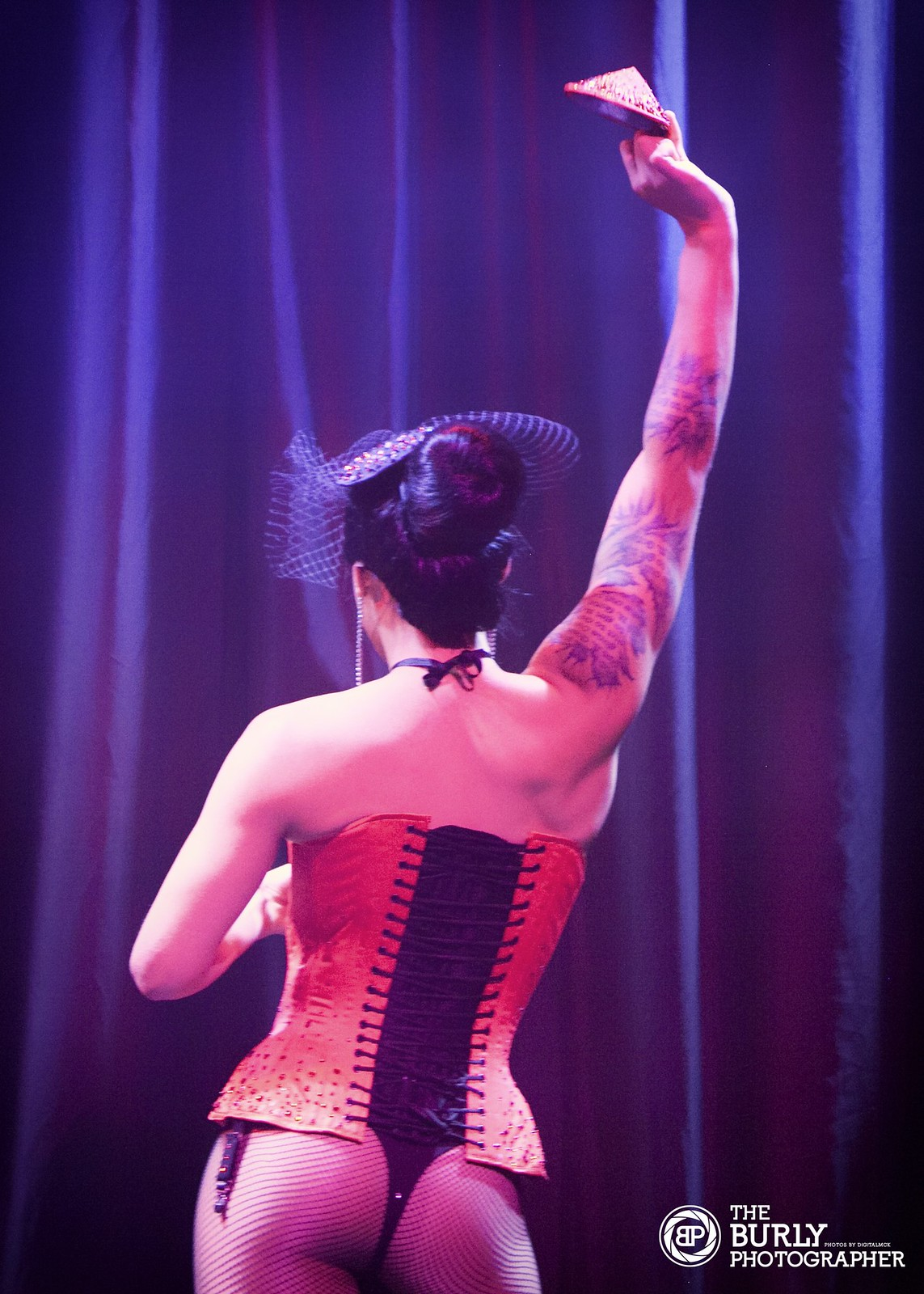 Burlesque Idol Jan 18