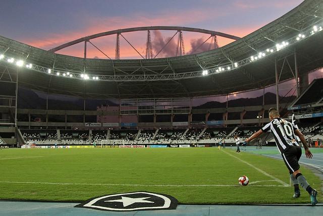 Botafogo 0 x 0 Madureira