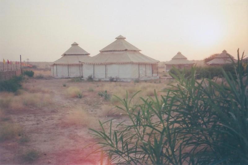 Desert Springs camp (DD5)