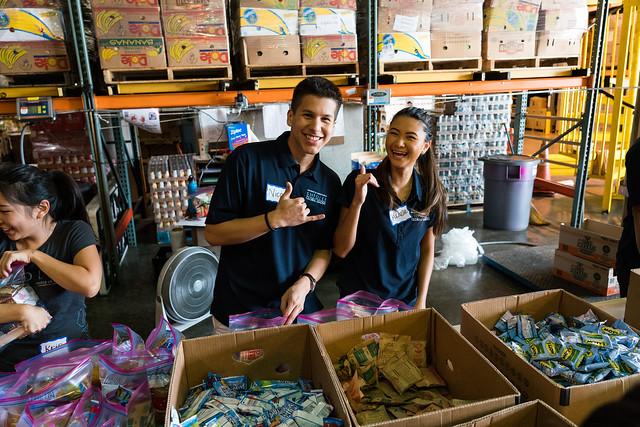 Hawaii Foodbank Community Service