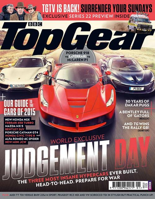 BBC Top Gear 1/2015