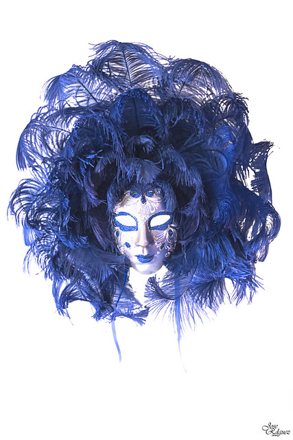 Feliz Carnaval (Mascara Veneciana)