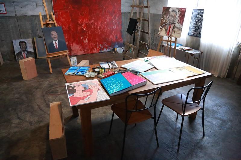 羅小菲之家, 工作室