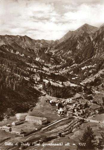 Vallo Alpino: le caserme di Villa e Pomieri (Prali)