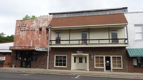 Ritz Theatre, Centreville, AL