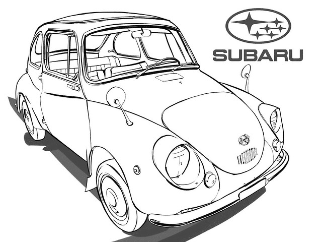 Subaru is 50
