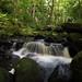 Waterfalls of the Burbage Brook
