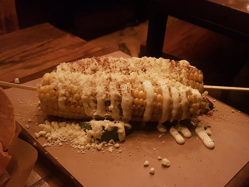 La Carnita corn