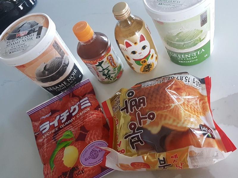H Mart Food
