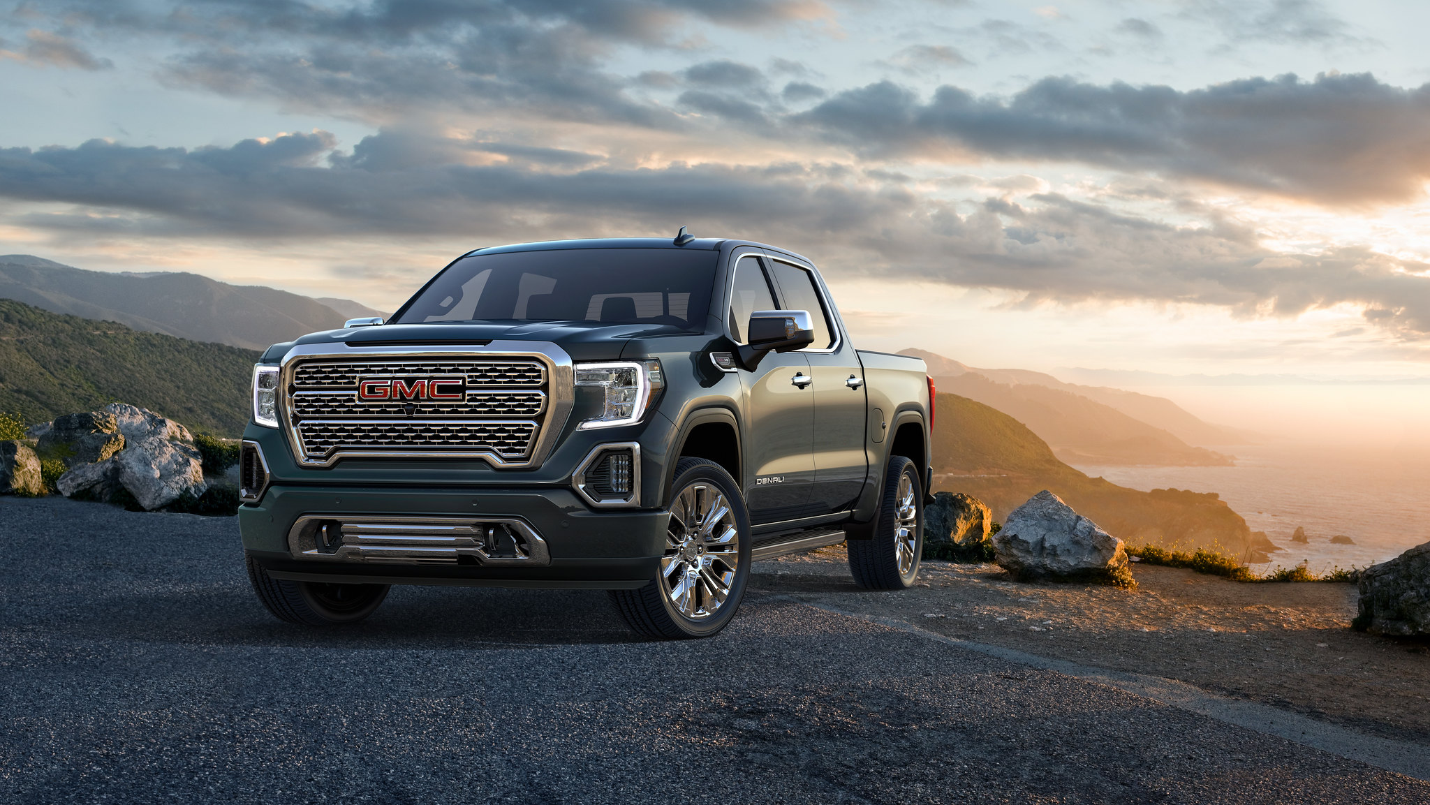 This is the 2019 GMC Sierra