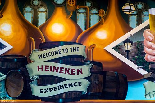 Heineken Experience Mural