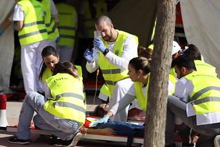 Práctica Accidente Múltiples Víctimas (202)