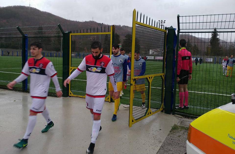 Valdiano Solofra 1-0 partita 03-03-18
