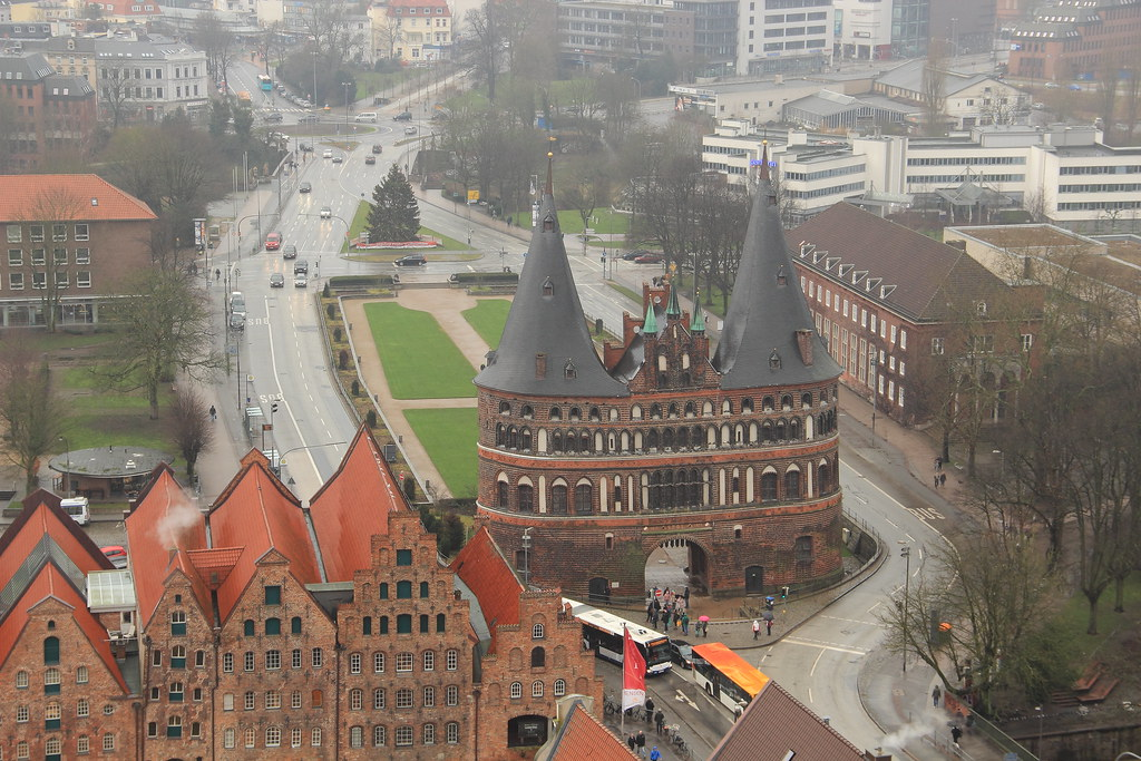 Hotel St Lorenz Lubeck