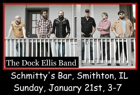 The Dock Ellis Band 1-21-18