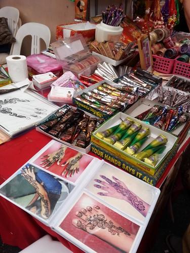 Diwali Shopping Little India