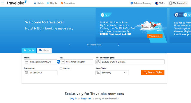 Hotels & Flight Booking Site  TRAVELOKA Malaysia - Google Chrome 1412018 103117 AM (1)