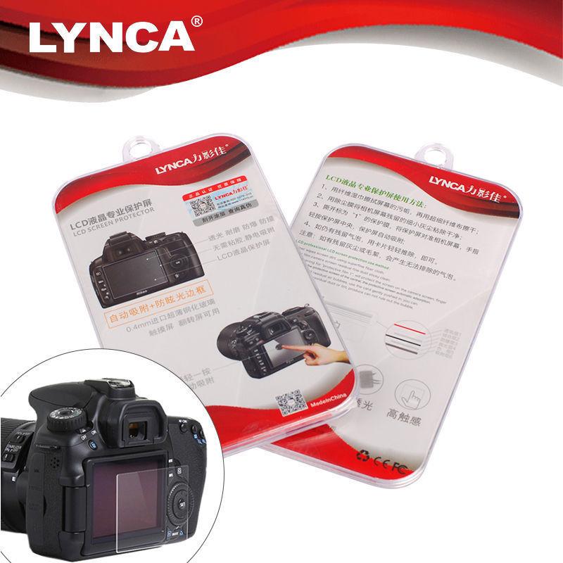 Ép kính cường lực từ tính LYNCA  màn hình LCD HD cho Canon 5DII 1DSIII