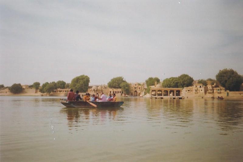 Boating in Gadisar (DD4)