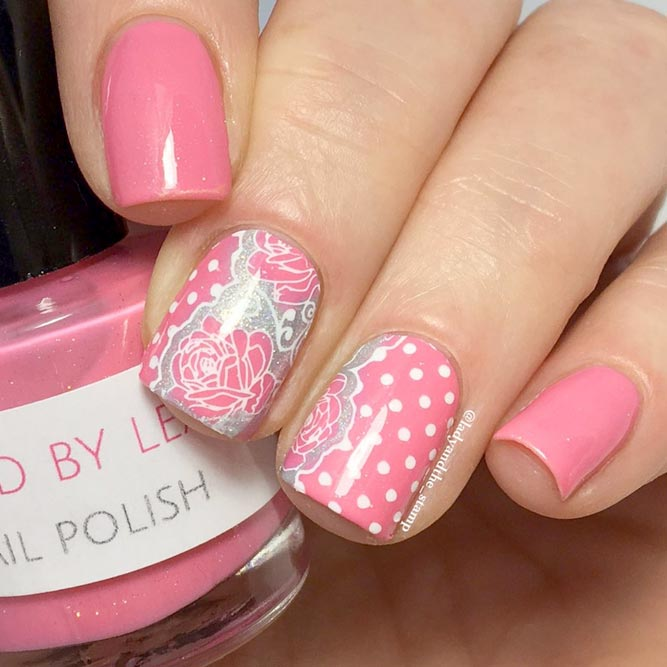 Nail Polish Different Colors: Best Designs For Different Nail Polish Colors 2019