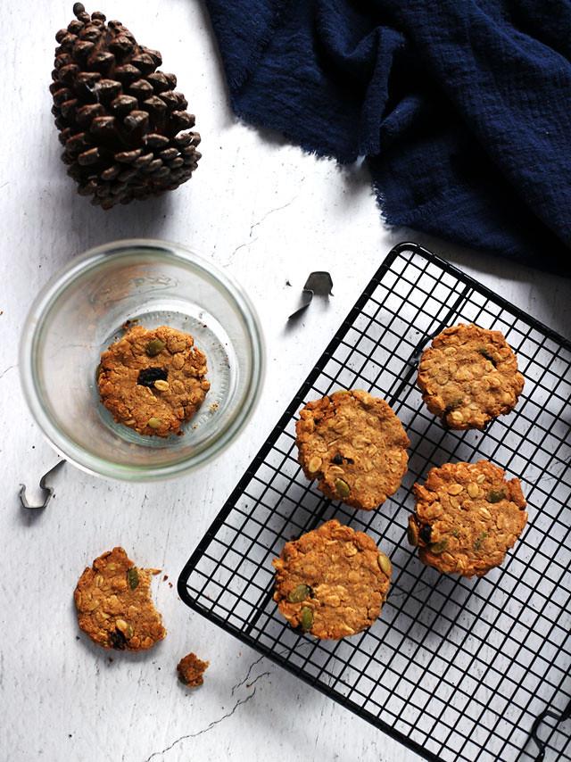 全素豆渣燕麥餅乾 vegan-okara-oatmeal-cookies (1)
