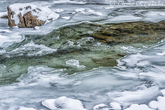 Winter along Williams River