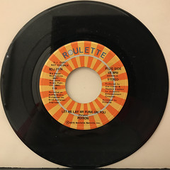 POISON:LET ME LAY MY FUNK ON YOU(RECORD SIDE-A)