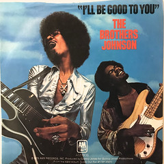 THE BROTHERS JOHNSON:I'LL BE GOOD TO YOU(JACKET A)