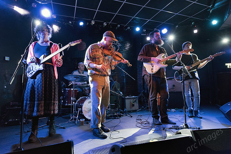 Red River Dialect, Leeds Brudenell Social Club, 25/01/18