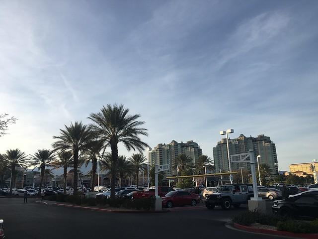 Summerlin area,  parking