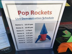 MSS Eastridge - Pop Rockets 02/17/2018
