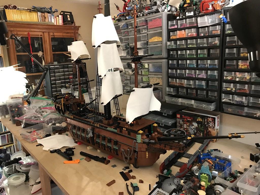 Ship MOC in progress...