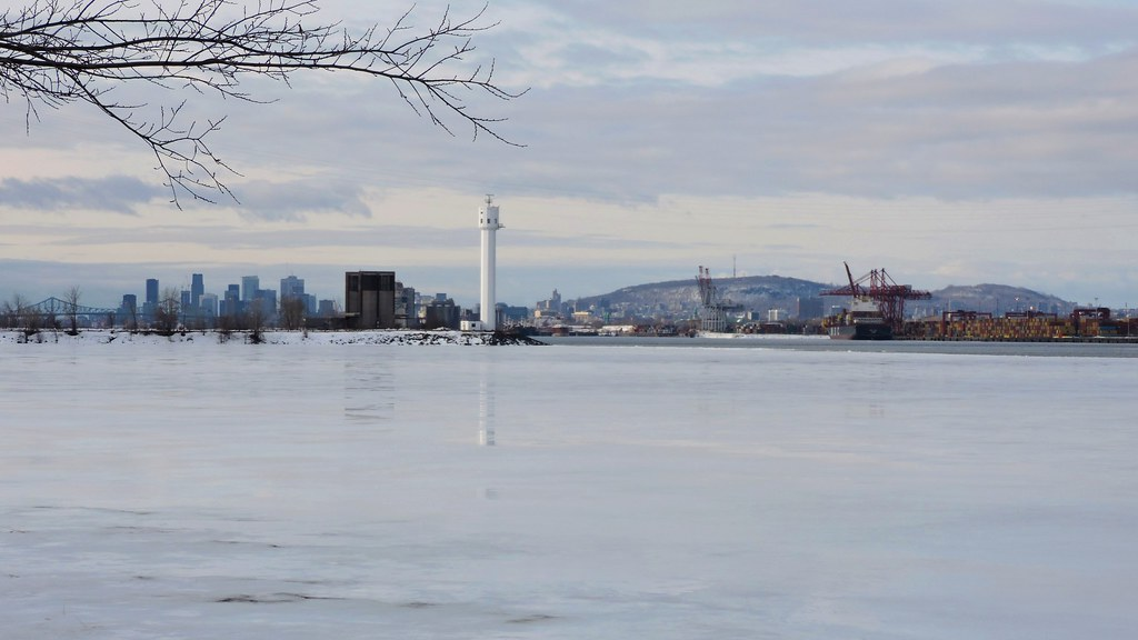 Montréal et le Mont-Royal