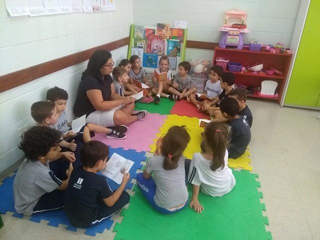 Semana de atividades da Ed. Infantil e 1º ano EFI - 2018