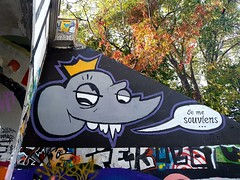 Graffiti Tunnel de Rouen, Montréal