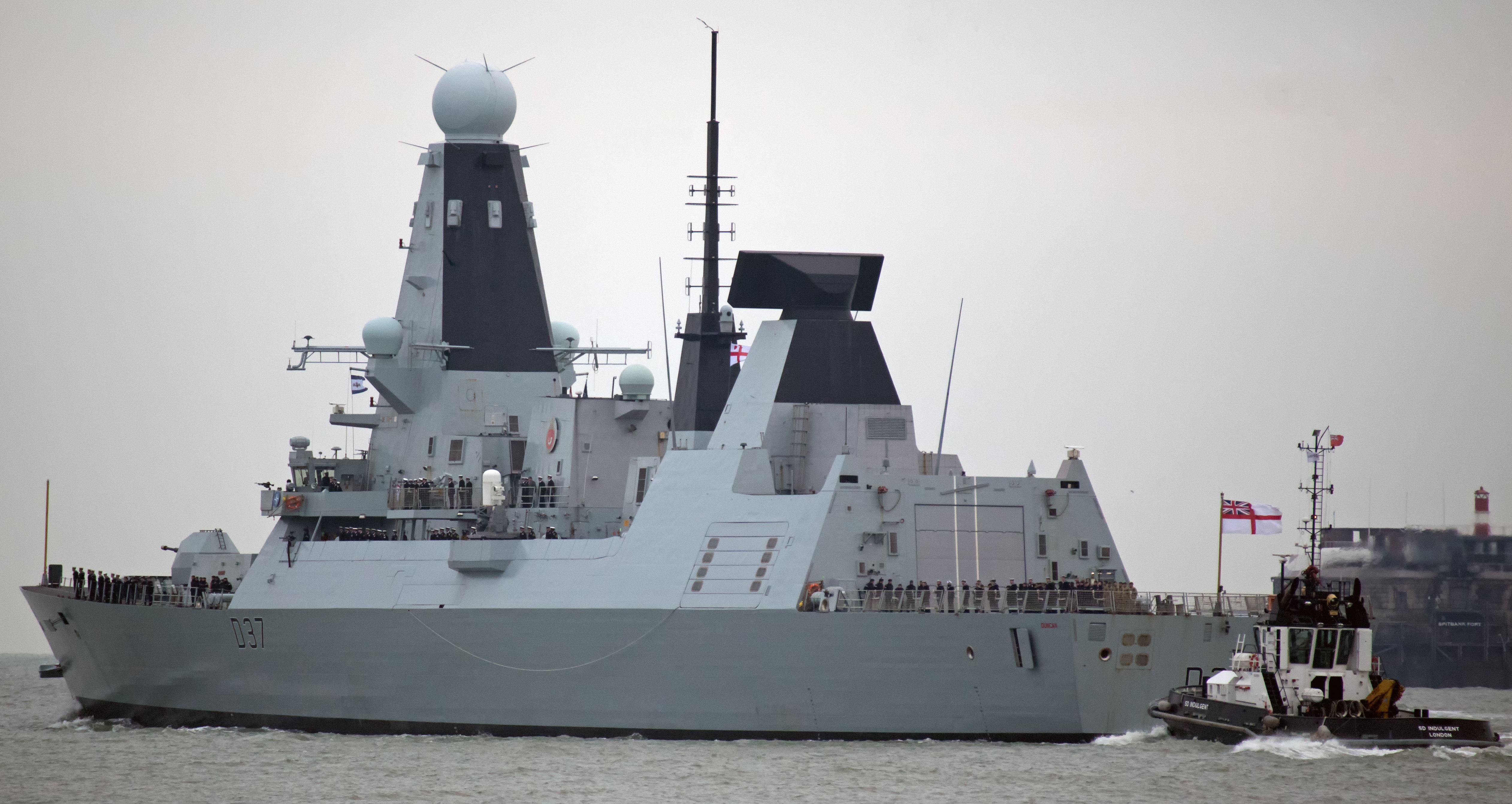 Type 45 Class destroyer - Page 4 27825145519_363936a591_o