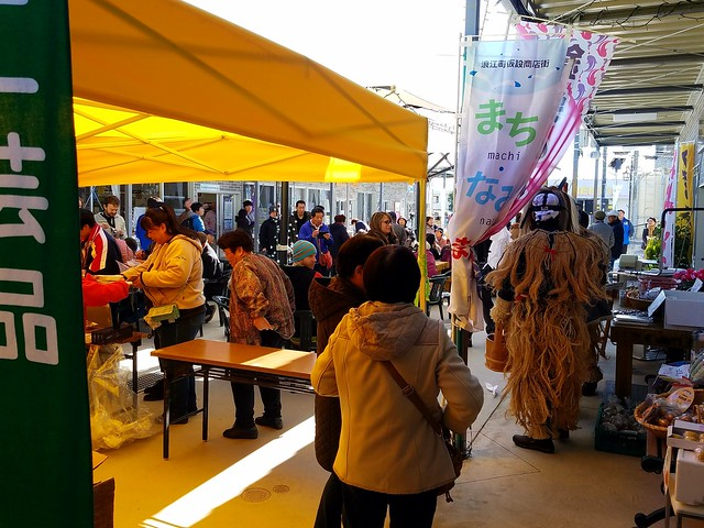 福島県浪江町で復興支援ボランティア(チーム援人 2018年 0112便)