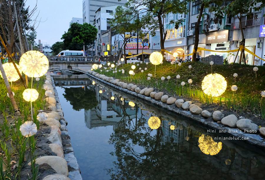 綠川水岸.小京都水岸.台中火車站11