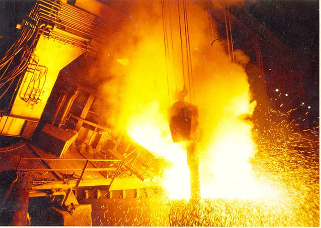 Brymbo: Foundries, Furnaces and Faith