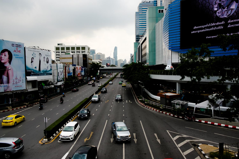 Thailand, Chiang Mai, Bangkok