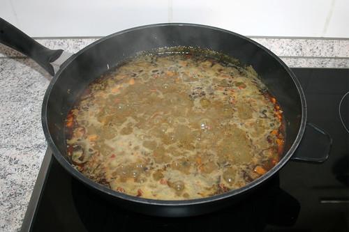 49 - Brühe zum kochen bringen / Bring broth to a boil