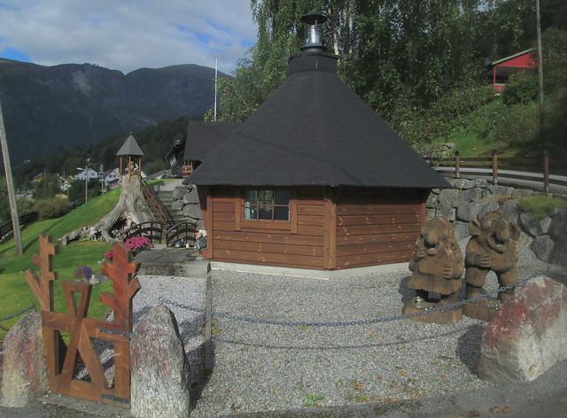 troll house  in Olden