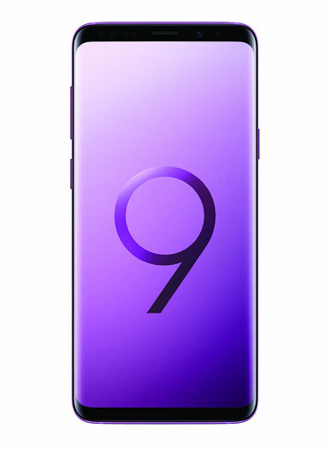 Samsung Galaxy S9+ - Lilac Purple - Front