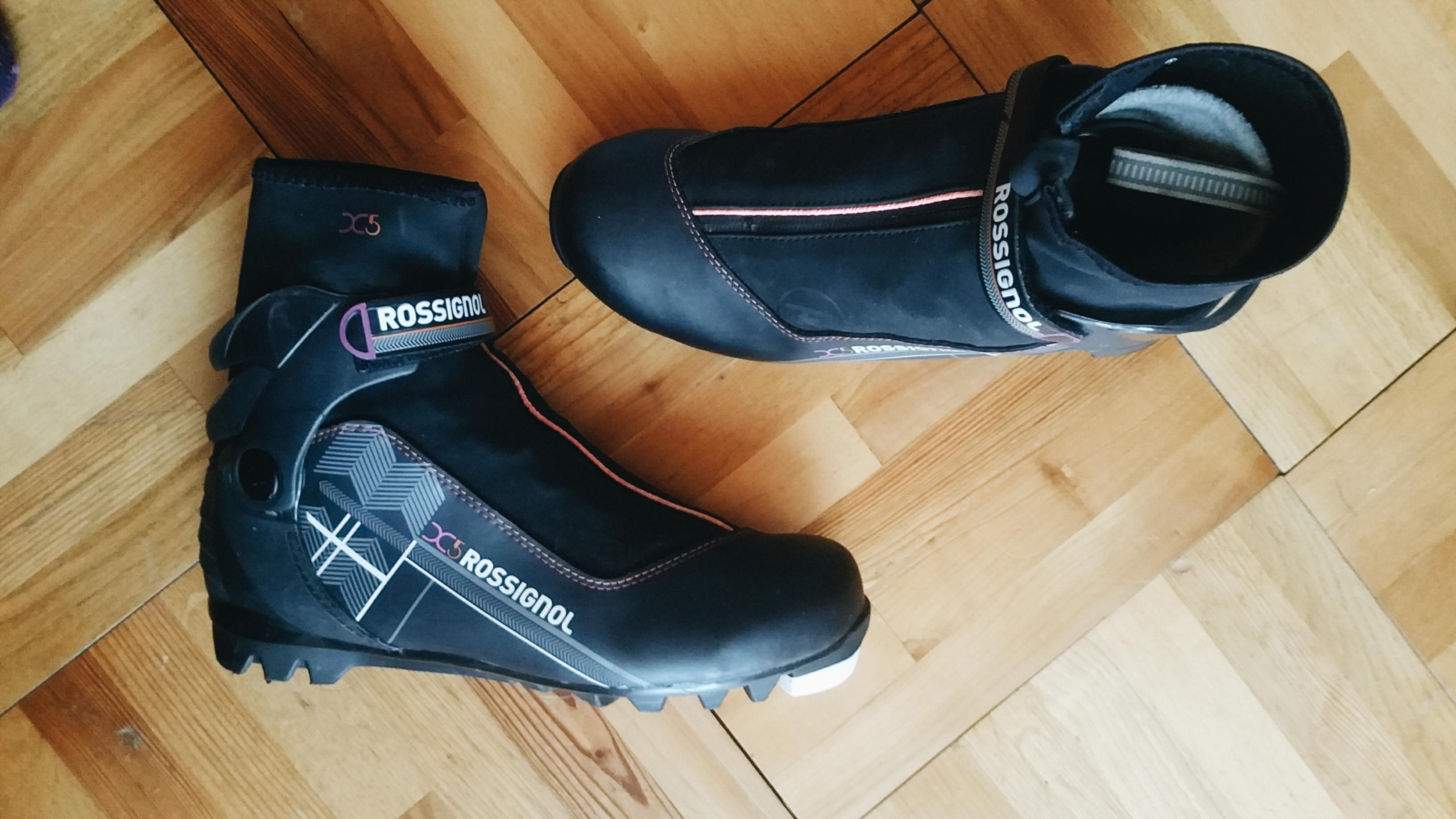 0b9ba1af51c Dámské combi boty Rossignol X-5 FW vel. 42 - Bazar - Běžky.net