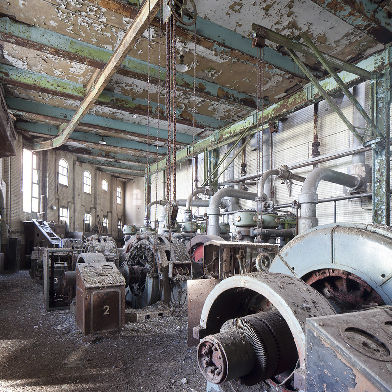 Grimsby Ice Factory, UNITED KINGDOM