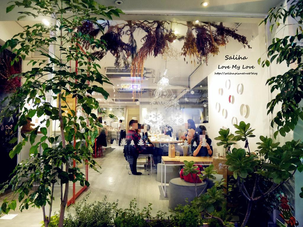 台北中山站義大利麵餐廳cafealamode (13)