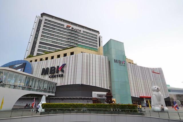 bangkok itinerary mall hopping