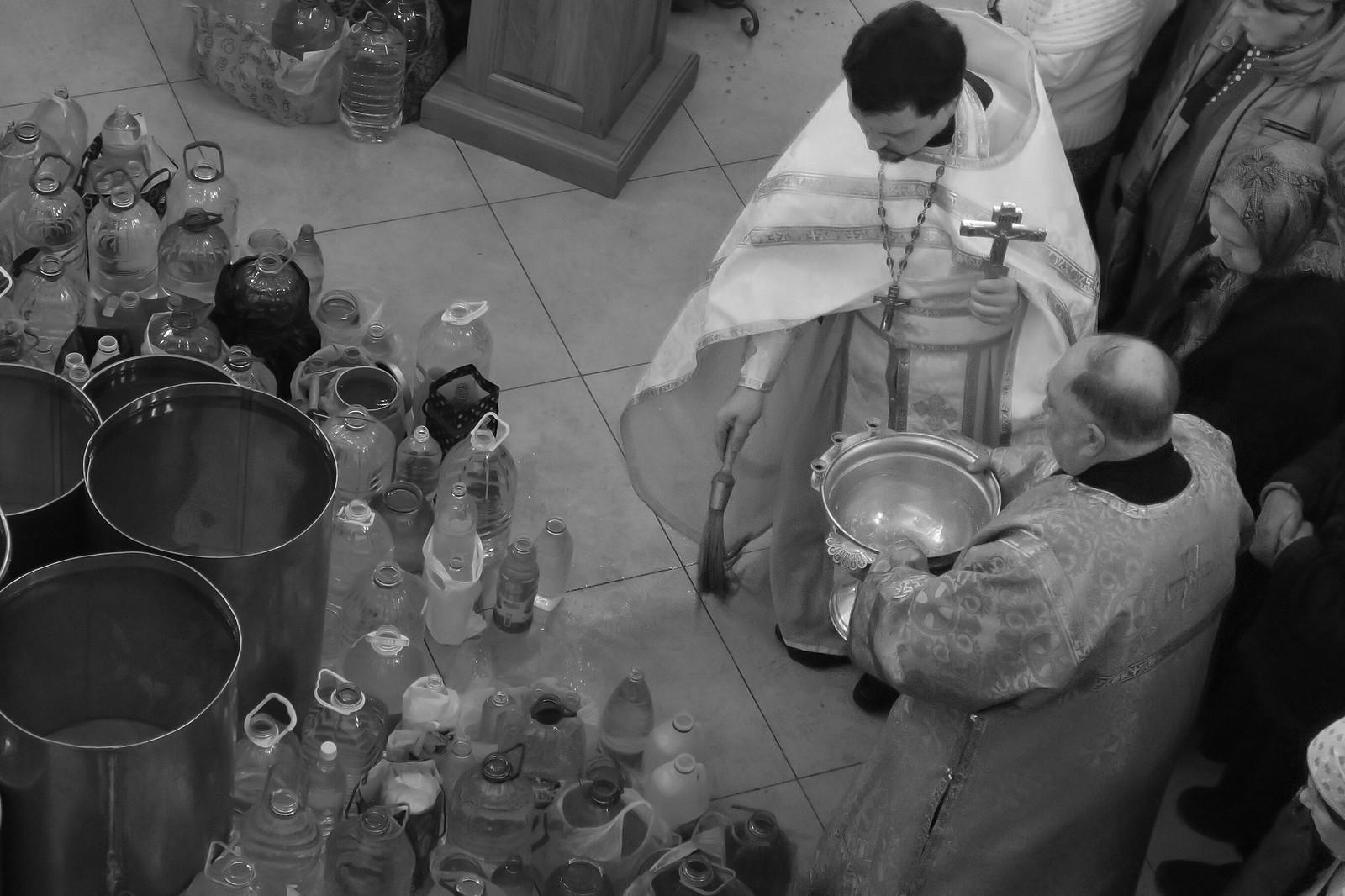 19 января. Крещение