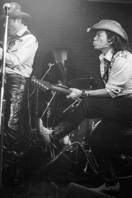 鈴木Johnny隆バンド live at Crawdaddy Club, Tokyo, 20 Jan 2018 -00485