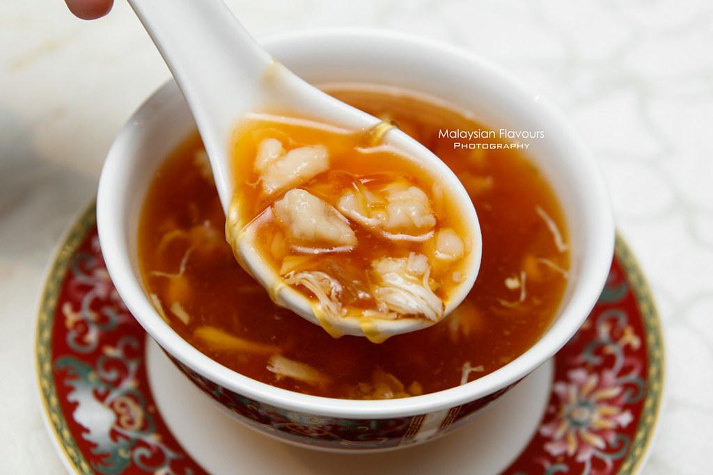 Lai Ching Yuen cny menu 2018